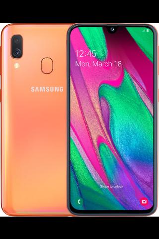 Samsung Galaxy A40 64GB Coral