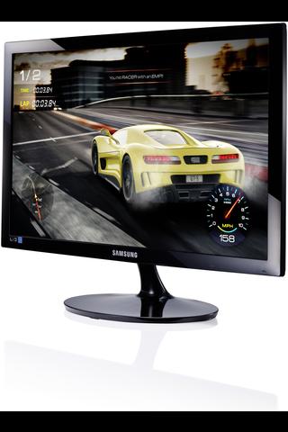 """Samsung S24D330 24"""" Full HD 1ms Value Gaming näyttö"""