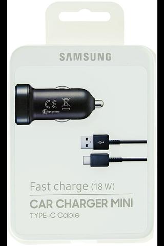 Samsung miniautolaturi USB-C Fast