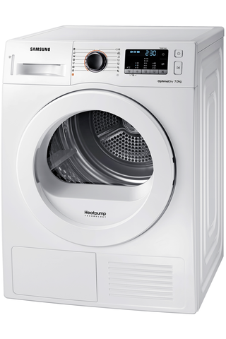 Samsung kuivausrumpu DV70M5020KW/EE