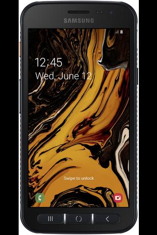Samsung Galaxy Xcover 4s älypuhelin musta