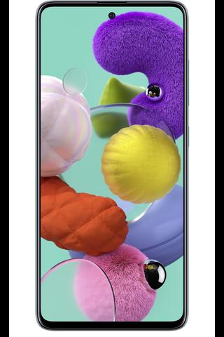 Älypuhelin Galaxy A51 128GB sininen