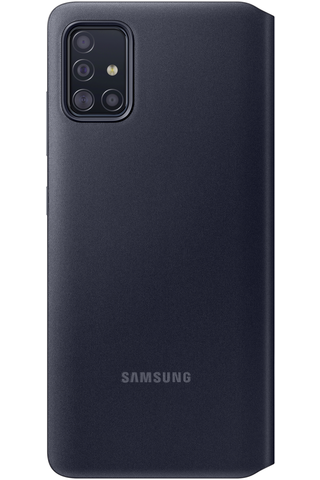 Suoja Galaxy A51 S View Wallet Cover