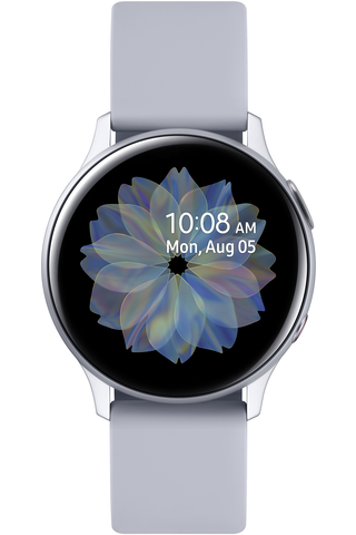 Samsung galaxy watch active2 älykello (40mm) 4g hopea (2020)