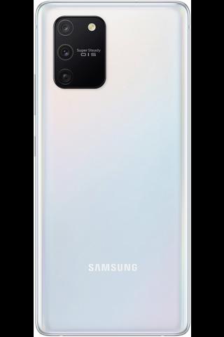 Samsung Galaxy S10 Lite 128 GB valkoinen älypuhelin