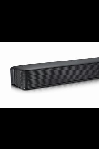 LG SK1 soundbar musta