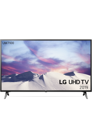 "LG smart-TV 43UM7100PLB 43"" 4K"