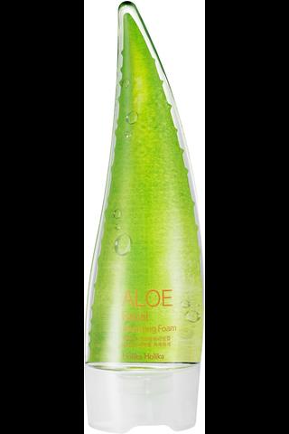 Holika Holika Aloe puhdistusvaahto 150ml