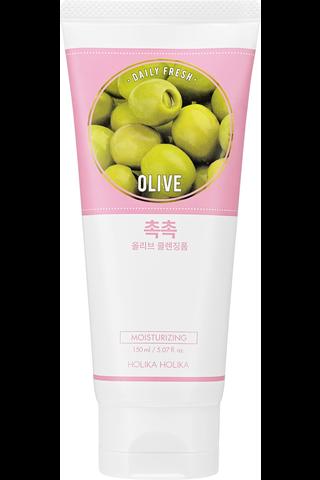 Holika Holika Daily Fresh Olive puhdistusvaahto 150ml