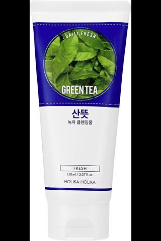 Holika Holika Daily Fresh Green Tea puhdistusvaahto 150ml