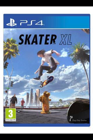 PS4 Skater XL