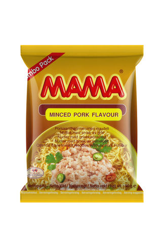 Mama 90g nuudeli porsaanlihanmakuinen