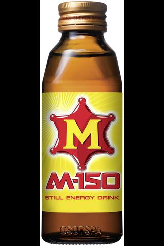 M-150 Still Energy Drink 150ml pullo