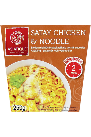 Satay Chicken & Noodle 250 g