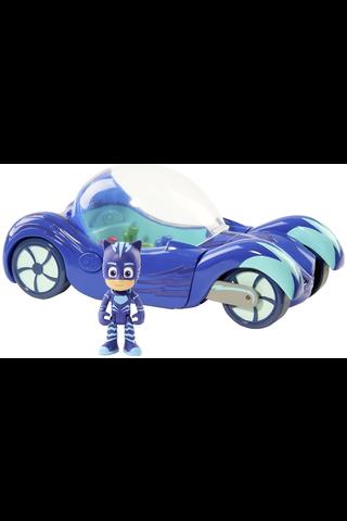 PJ Masks Deluxe ajoneuvo, lajitelma