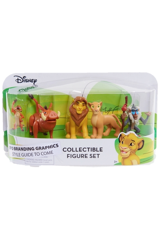 Lion King 5 figuurin setti