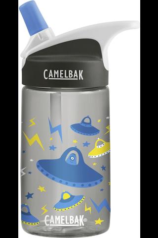 CamelBak juomapullo Eddy kids Ufos 0,4l