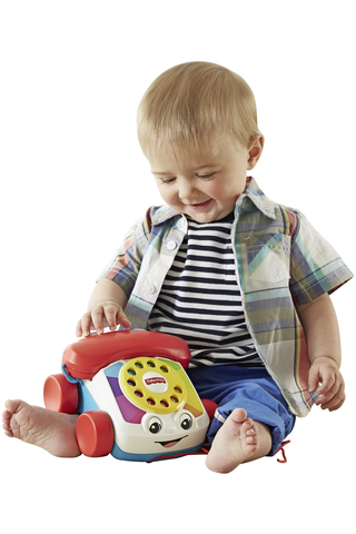 Fisher-Price Chatter puhelin