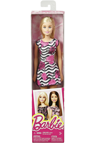 Brb Brand Entry Doll Asst