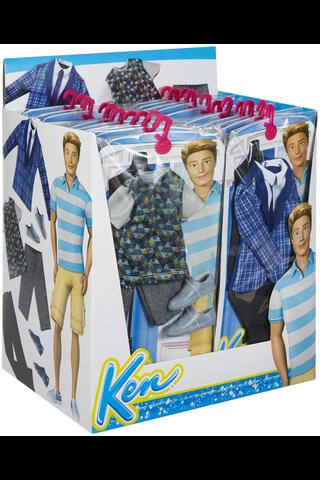 Barbie Ken Trend Fashion nuken asusetti