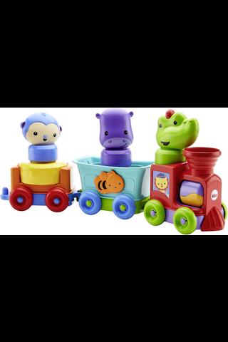 Leikkisetti Animal Train