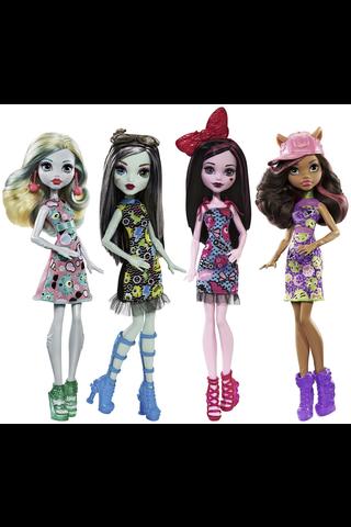 Monster High Basic nukke