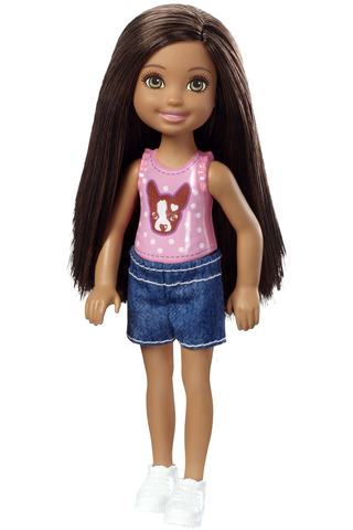 Barbie Chelsea nukke lajitelma