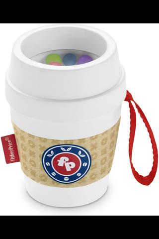 Fisher-Price Aktiviteettilelu kahvikuppi DYW60