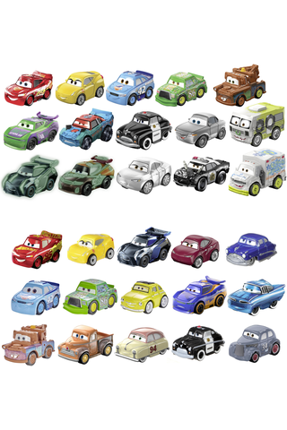 Cars Miniauto lajitelma FBG74