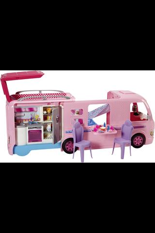 Barbie Camper matkailuauto