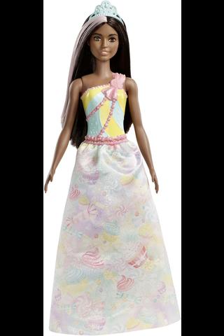 Barbie Dreamtopia prinsessanukke FXT13 lajitelma