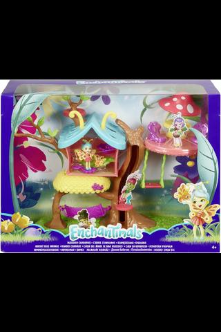Enchantimals Leikkisetti Perhostalo GBX08