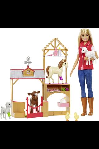 Barbie Sweet Orchard Farmisetti