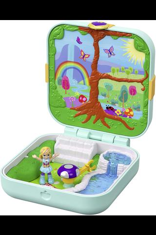 Polly Pocket leikkisetti Hidden Hideouts piilopaikat GDK76 lajitelma