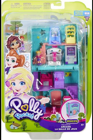 Polly Pocket Pollyville stores asst. ggc29
