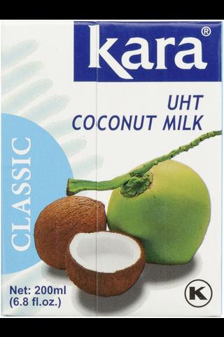 Kara kookosmaito 17%