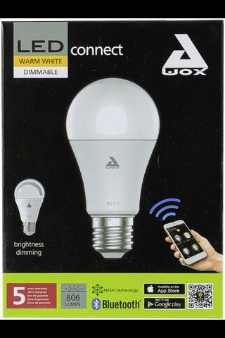 Eglo Connect LED-älylamppu 9W E27 lämmin valkoinen, himmennettävä