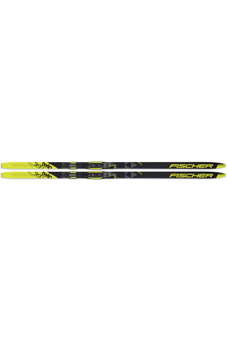 Fischer JR Twin skin pro + Tour JR side