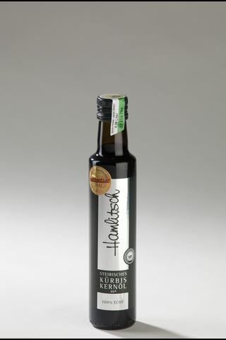 Hamlitsch Kurpitsansiemenöljy 250ml