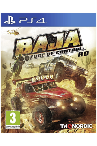 PS4 Baja Edge of Control HD