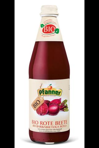 Pfanner 0,5l Bio Beetroot Juice 100%