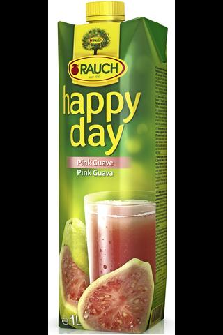 Rauch Happy Day 1l Pink guavanektari