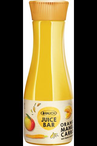 Rauch Juice Bar 800ml Appelsiini-mango-porkkana mehu