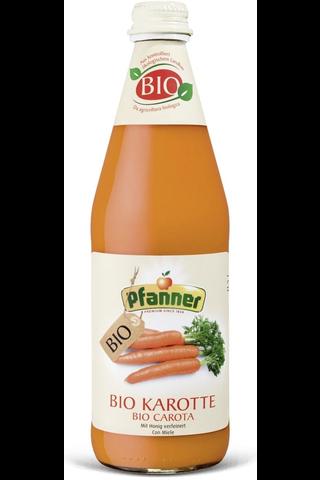 Pfanner 0,5l Bio Carrot Juice 100%