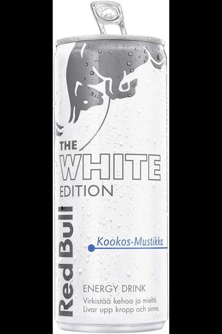 Red Bull 250ml White Edition tlk energiajuoma