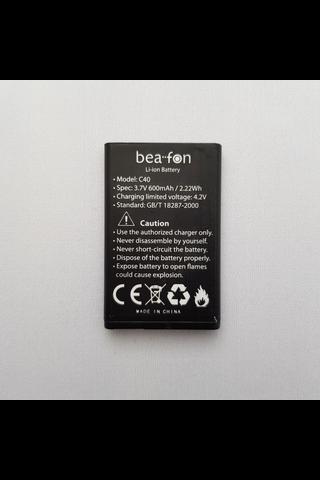 Beafon C140 / C240 puhelimen akku
