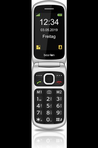 Beafon SL640i puhelin punainen