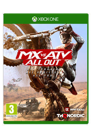 XBONE MX VS ATV all out