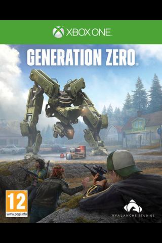 Xone Generation Zero