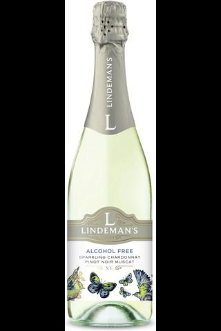 Lindeman's Alcohol Free Sparkling Chardonnay Pinot Noir Muscat 0,5% 75cl